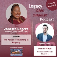 Legacy Game Changers - interview with Daniel Wood